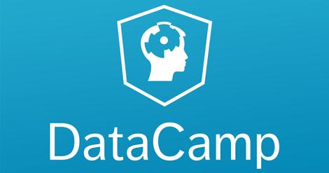 DataCamp training course